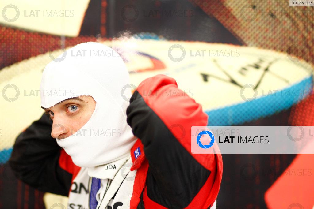 2011 Belgian Grand Prix - Thursday