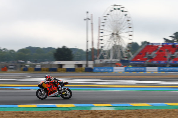 2017 Moto3 Championship - Round 5 Le Mans, France Saturday 20 May 2017 Danny Kent, Red Bull KTM Ajo World Copyright: Gold & Goose Photography/LAT Images ref: Digital Image 671079