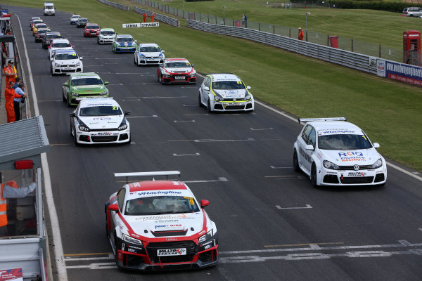 2017 VAG Trophy Snetterton, 27th-28th May 2017, Simon Walton  World copyright. JEP/LAT Images