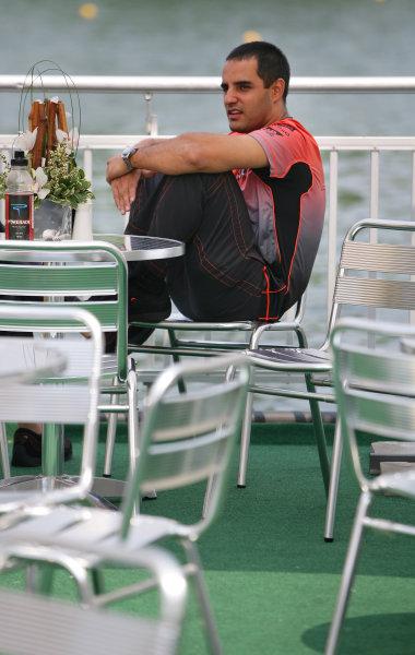 2005 Canadian Grand Prix - Thursday Preview,2005 Canadian Grand Prix Montreal, Canada. 9th June 2005Juan Pablo Montoya. World Copyright: Steve Etherington/LAT Photographic ref: 48mb Hi Res Digital Image