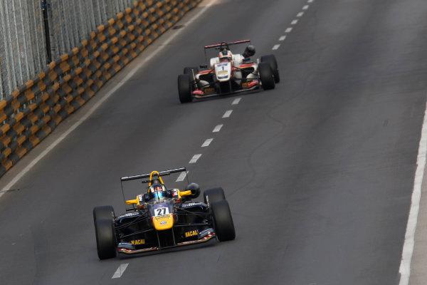 2016 Macau Formula 3 Grand Prix Circuit de Guia, Macau, China 17th - 20th November 2016 S?rgio Sette Camara (BRA) Carlin Dallara Volkswagen. World Copyright: XPB Images/LAT Photographic ref: Digital Image XPB_855377_HiRes