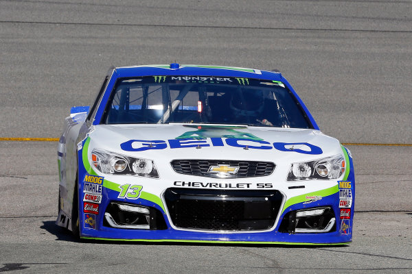 Monster Energy NASCAR Cup Series Federated Auto Parts 400 Richmond Raceway, Richmond, VA USA Friday 8 September 2017 Ty Dillon, Germain Racing, GEICO Chevrolet SS World Copyright: Russell LaBounty LAT Images