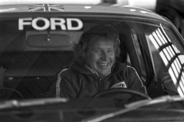 Hannu Mikkola, Ford Escort RS 1600 Mk1
