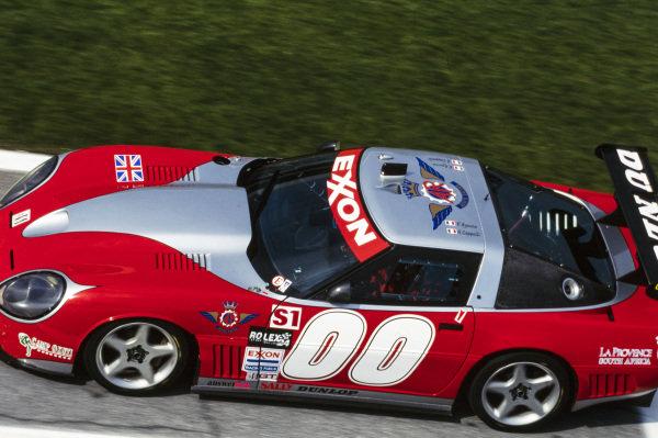 Almo Copelli / Rocky Agusta / Brian Simo / Enrico Bertaggia, Callaway Corvette Chevrolet.