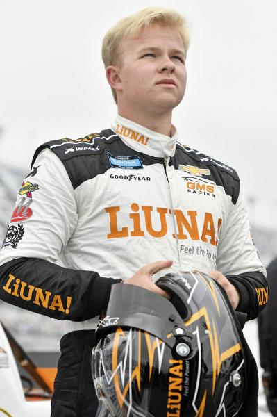 #26: Tyler Ankrum, GMS Racing, Chevrolet Silverado Liuna!