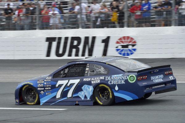 #77: Justin Haley, Spire Motorsports, Chevrolet Camaro Diamond Creek Water
