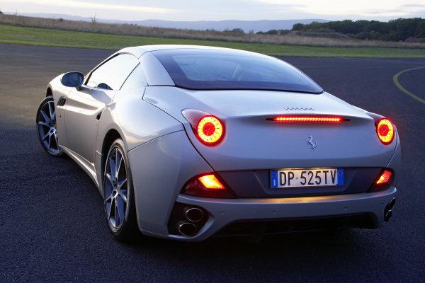 Ferrari California, 2008