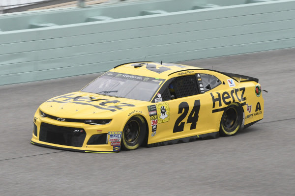 #24: William Byron, Hendrick Motorsports, Chevrolet Camaro Hertz