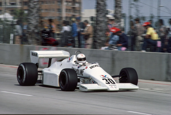 Alan Jones, Arrows A6 Ford.