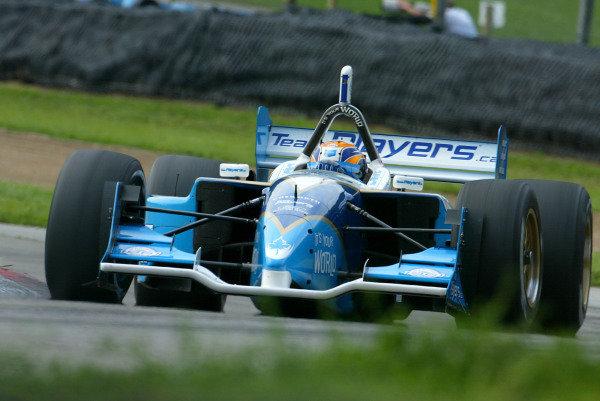 2003 ChampCar (Champ Car) Mid Ohio, Aug 9 - 11 Lexington, Ohio, USAPatrick Carpentier- Michael Kim, USA LAT Photography