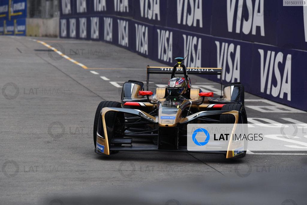 2017/2018 FIA Formula E Championship. Round 1 - Hong Kong, China. Saturday 02 December 2018. Jean Eric Vergne (FRA), TECHEETAH, Renault Z.E. 17. Photo: Mark Sutton/LAT/Formula E ref: Digital Image DSC_8369