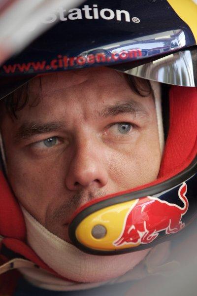 2008 FIA World Rally ChampionshipRound 07Acropolis Rally  200829/5-1/6  2008Sebastien Loeb, Citroen WRC, Portrait