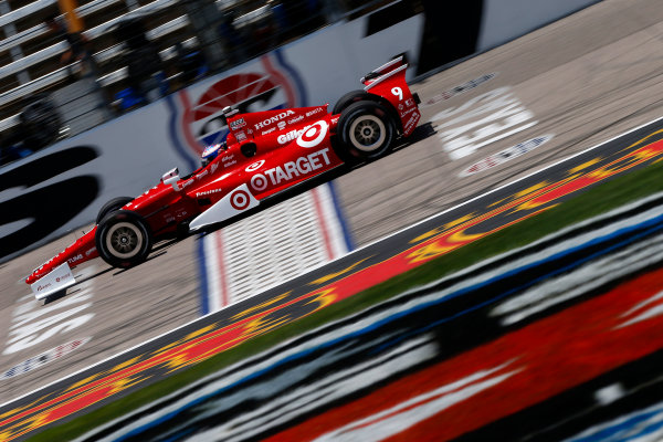 7-8 June, 2013, Fort Worth, Texas USA Scott Dixon ©2013, Lesley Ann Miller LAT Photo USA