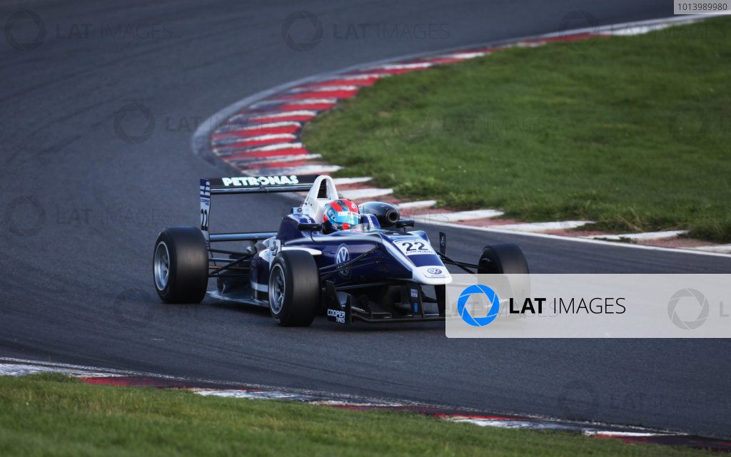 2013 British Formula 3 International Series