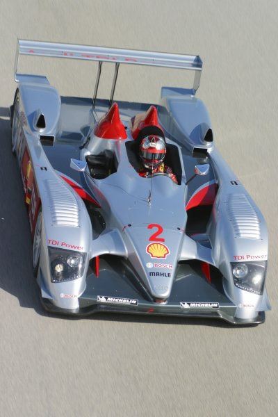 JANUARY 23-25, 2006, SEBRING INTERNATIONAL RACEWAY   RINALDO CAPELLO AUDI R10