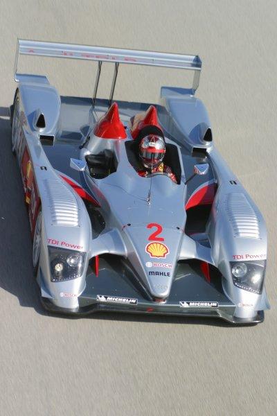 JANUARY 23-25, 2006, SEBRING INTERNATIONAL RACEWAY   RINALDO CAPELLO AUDI R10©2006, GREG ALECK/LAT