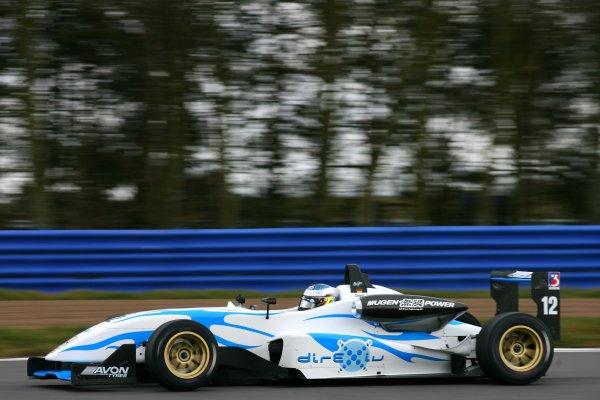 2006 British F3 International Series,Media Day/Test Day, Silverstone 22nd March 2006,Maro Engel (GER), Carlin, World Copyright: Jakob Ebrey/LAT Photographic.