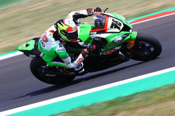 Samuele Cavalieri, TPR Team Pedercini Racing.