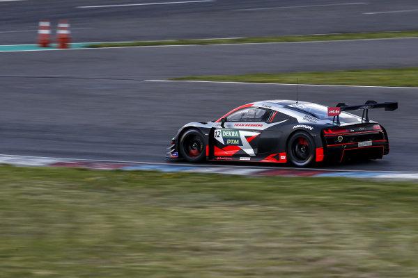 Dev Gore, Team Rosberg Audi R8 LMS GT3..