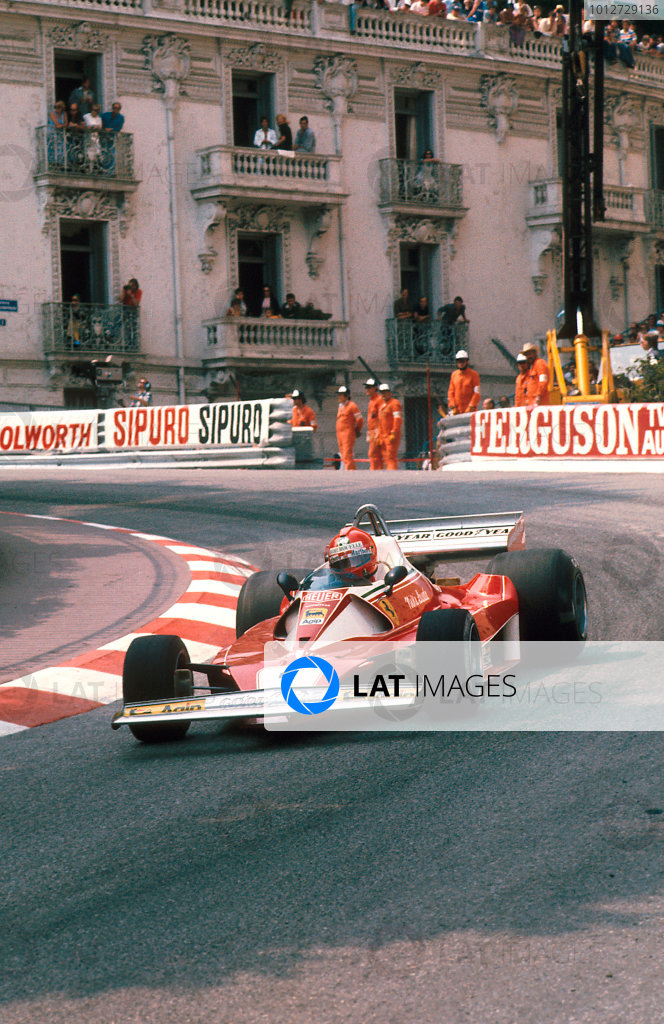 1976 Monaco Grand Prix.