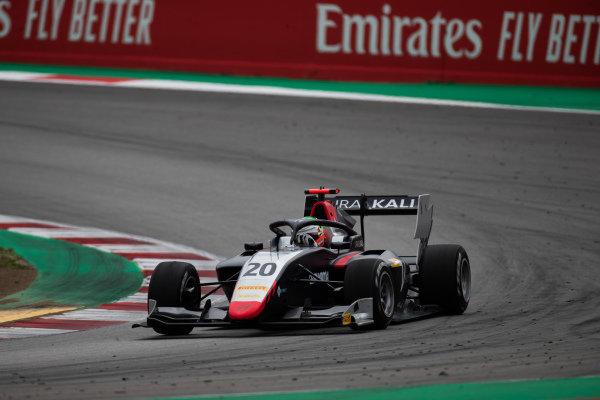 Leonardo Pulcini (ITA, Hitech Grand Prix)