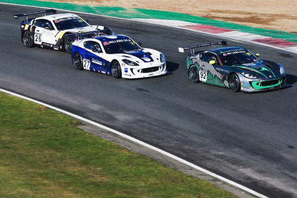 Jamie Falvey - Motion Capital Racing Ginetta G55