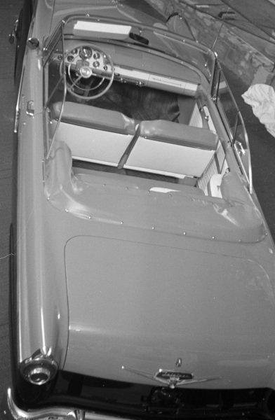 Ford Fairlane convertible.