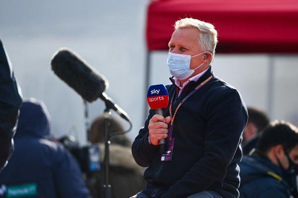 Johnny Herbert, Sky TV
