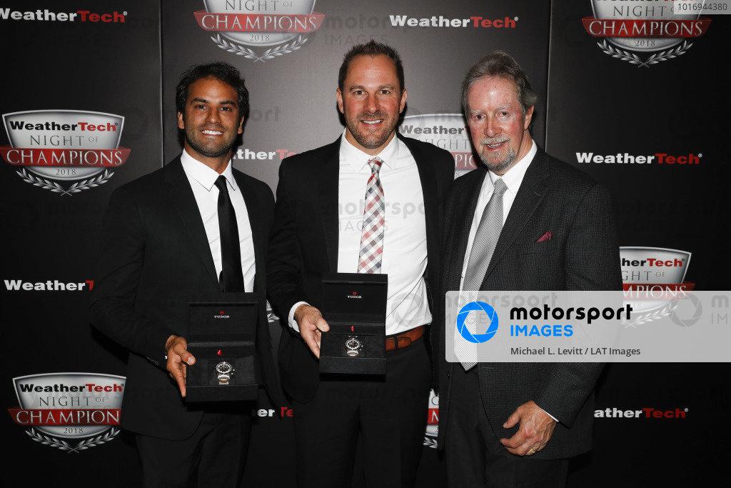 2018 WeatherTech Night of Champions, Tudor Watches, #31 Action Express Racing Cadillac DPi, P: Eric Curran, Felipe Nasr, Gabby Chaves, Sonny Whelan