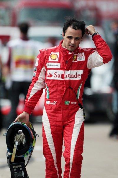 Felipe Massa (BRA) Ferrari.Formula One World Championship, Rd 8, Canadian Grand Prix, Practice Day, Montreal, Canada, Friday 11 June 2010.
