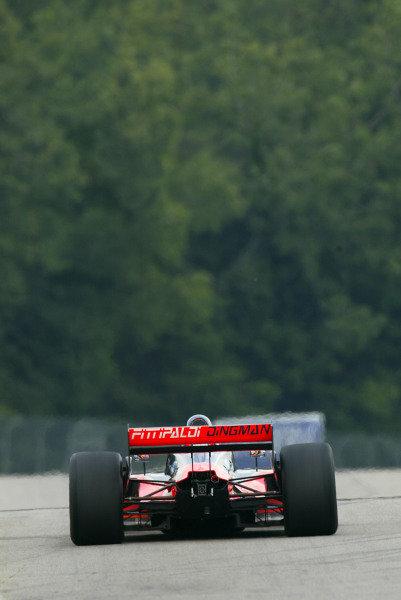 2003 ChampCar (Champ Car) Mid Ohio, Aug 9 - 11 Lexington, Ohio, USATiago Monteiro- Michael Kim, USA LAT Photography