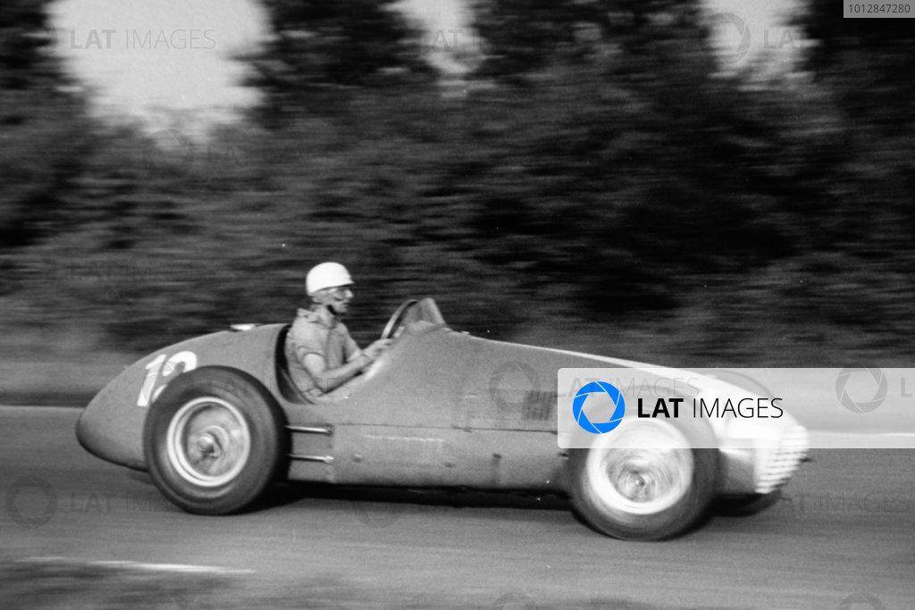 1951 Italian Grand Prix.