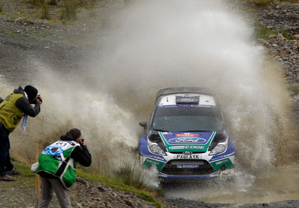Round 10- Wales Rally GB 12-16/9- 2012.