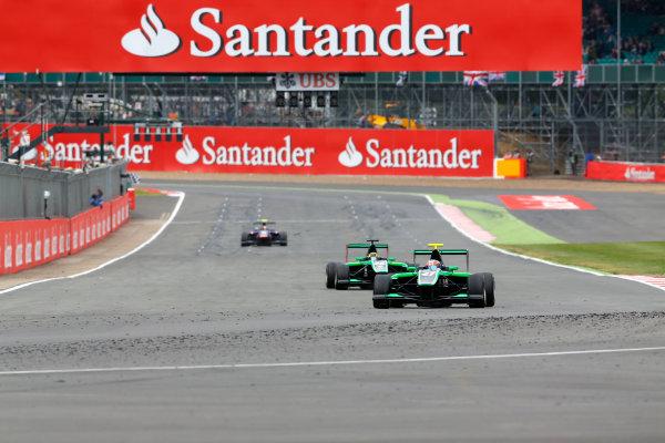 2014 GP3 Series Round 3. Silverstone International Circuit, Silverstone, Northamptonshire, England Sunday 6 July 2014. Richie Stanaway (NZL, Status Grand Prix)  Photo: Adam Warner/GP3 Series Media Service. ref: Digital Image _L5R0908