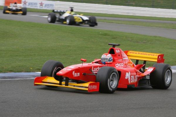2006 F3000 ChampionshipSilverstone, England.13th August 2006M CressoniWorld Copyright - Ebrey/LAT Photographic