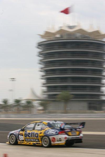 V8 Supercars Championship Round 12. V8 Supercars driver  Craig Lowndes during the Desert 400 in Bahrainth. November 23-25, 2006. Mark Horsburgh