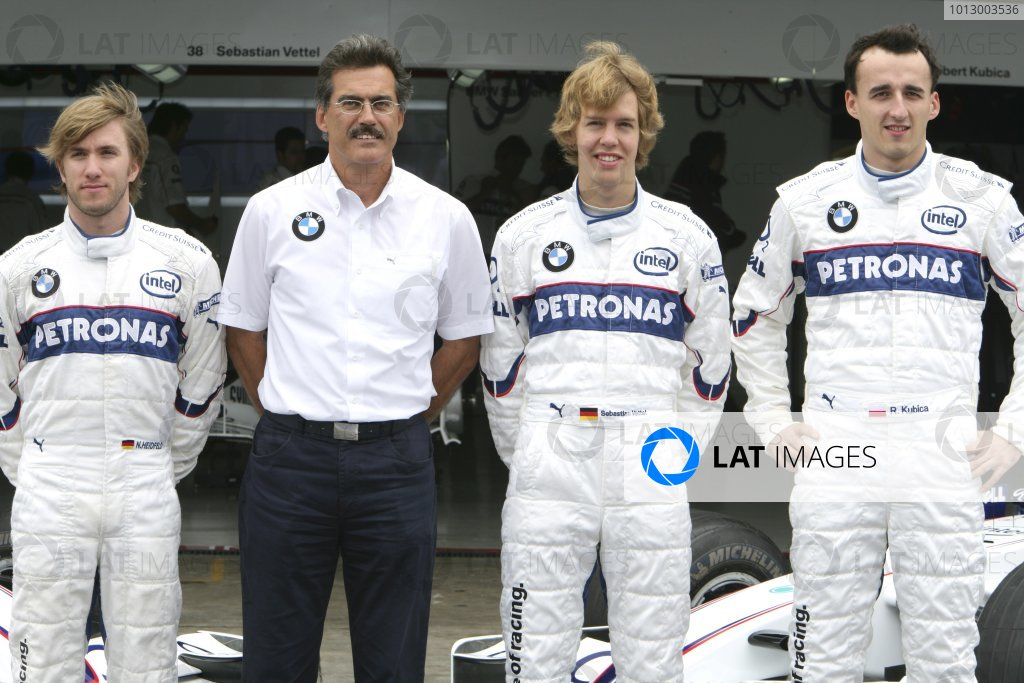 2006 Brazilian Grand Prix - Friday Practice