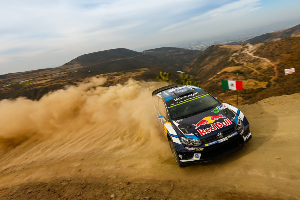 2016 FIA World Rally Championship, Round 03, Rally Mexico, March 3-6, 2016 Sébastien Ogier, VW, action Worldwide Copyright: McKlein/LAT