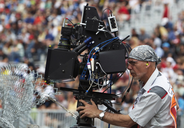Circuit Gilles Villeneuve, Montreal, Canada