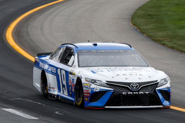 Monster Energy NASCAR Cup Series ISM Connect 300 New Hampshire Motor Speedway Loudon, NH USA Friday 22 September 2017 Daniel Suarez, Joe Gibbs Racing, Comcast / ARRIS Toyota Camry World Copyright: Lesley Ann Miller LAT Images