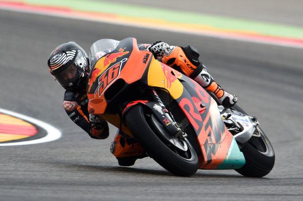 2017 MotoGP Championship - Round 14 Aragon, Spain. Friday 22 September 2017 Mika Kallio, Red Bull KTM Factory Racing  World Copyright: Gold and Goose / LAT Images ref: Digital Image 693666