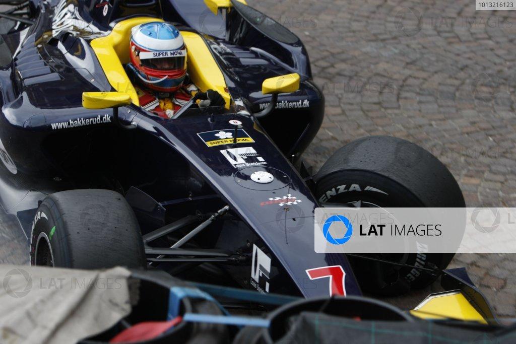 2008 GP2 Series. Round 3. Friday Race.