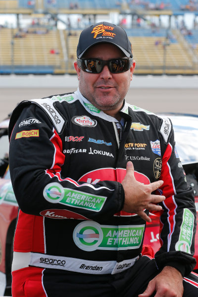 NASCAR XFINITY Series American Ethanol E15 250 presented by Enogen Iowa Speedway, Newton, IA USA Saturday 24 June 2017  World Copyright: Russell LaBounty LAT Images