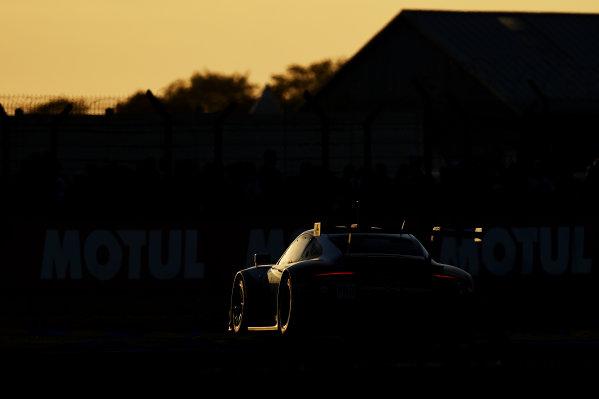 2017 Le Mans 24 Hours Circuit de la Sarthe, Le Mans, France. Saturday 17 June 2017 #91 Porsche Team Porsche 911 RSR: Richard Lietz, Frédéric Makowiecki, Patrick Pilet World Copyright: Rainier Ehrhardt/LAT Images ref: Digital Image 24LM-re-10411