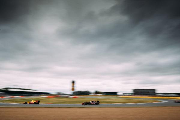 2017 FIA Formula 2 Round 6. Silverstone, Northamptonshire, UK. Sunday 16 July 2017. Nyck De Vries (NED, Rapax).  Photo: Malcolm Griffiths/FIA Formula 2. ref: Digital Image MALC7386