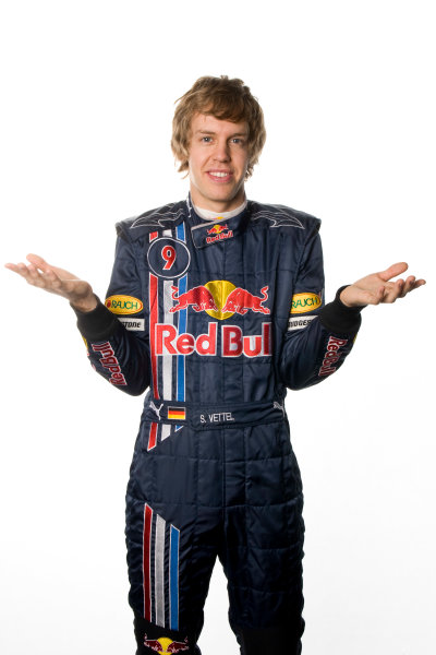 Red Bull Racing. December 2008.World Copyright: Glenn Dunbar/LAT Photographic ref:Digital Image _O9T0644