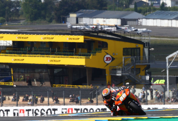 2017 Moto2 Championship - Round 5 Le Mans, France Friday 19 May 2017 Ricard Cardus, Red Bull KTM Ajo World Copyright: Gold & Goose Photography/LAT Images ref: Digital Image 670544