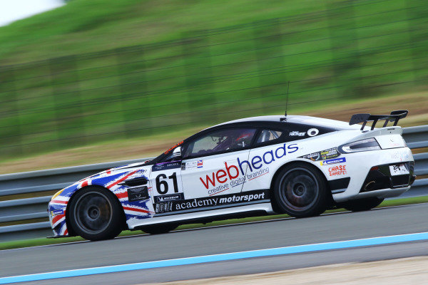 #61 Academy Motorsport powered by Webheads: JM Littman, Rik Breukers
