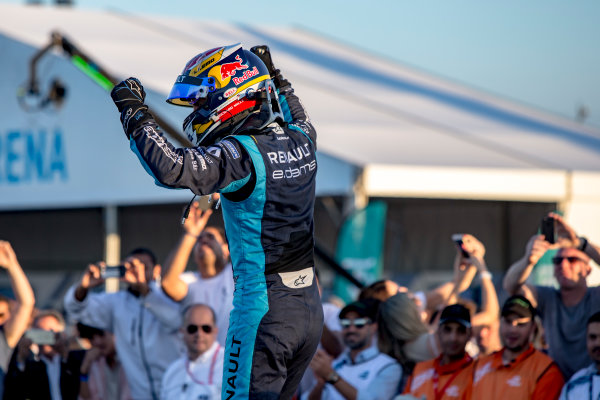 2016/2017 FIA Formula E Championship. Marrakesh ePrix, Circuit International Automobile Moulay El Hassan, Marrakesh, Morocco. Saturday 12 November 2016. Sebastien Buemi (SUI), Renault e.Dams, Spark-Renault, Renault Z.E 16.  Photo: Zak Mauger/Jaguar Racing ref: Digital Image _L0U7815