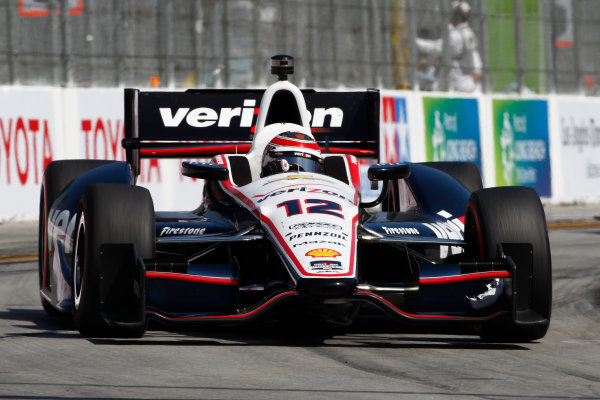11-13 April, 2014, Long Beach, California USA Will Power ©2014, Phillip Abbott LAT Photo USA